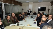 Adnan Menderes sevenleri Gümüşhane'de