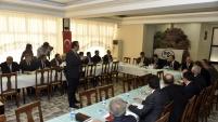 Gümüşhane'de yatırım destek ve tanıtım strateji toplantısı düzenlendi