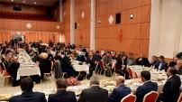 Milletvekilleri Akgül ve Pektaş, teşkilatla buluştu