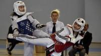 Anadolu Yıldızlar Ligi Taekwondo grup müsabakaları Gümüşhane'de yapılıyor