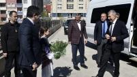 Sağlık Bakanı Ahmet Demircan Gümüşhane'de