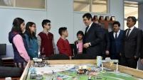 Gümüşhane'de 3 bin öğrenci kodlama eğitiminden geçiyor