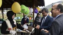 İHH üniversitede yetimler için kermes açtı