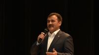 Nihat Hatipoğlu'dan 'El-Metin' konferansı