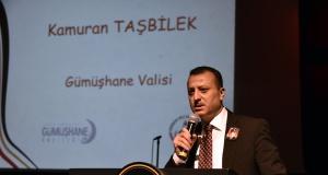 Gazi Mustafa Kemal Atatürk vefatının 81.yılında Gümüşhane'de anıldı