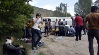 Gümüşhane'de trafik kazası: 19 yaralı