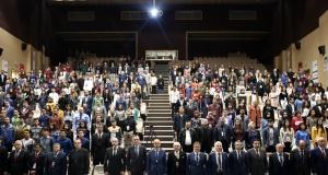 Gümüşhane'de '1.Uluslararası Afet Yönetimi Kongresi' başladı