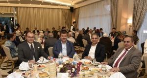 Vali Memiş'ten şehit ailelerine iftar
