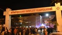 Gümüşhane'de öğrencilerden 'Atakan' eylemi