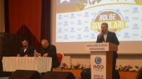AGD Bölge Divan Toplantısı Gümüşhane'de yapıldı