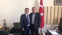 Başkan Çimen'den Gümüşhaneli Milletvekillerine ziyaret