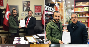 Tüm adaylar 'Doğa Dostu Başkan Taahhütnamesini' imzaladı