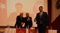 Demokrat Parti Genel Başkanı Gültekin Uysal Gümüşhane'de