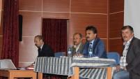 Kelkit'te Köylere Hizmet Götürme Birliği Toplantısı Yapıldı