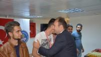 Kelkit KYK'da futbol turnuvası sona erdi