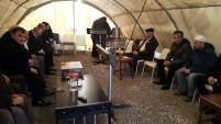 Başkan Çimen'den taziye ziyareti
