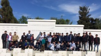 AGD'den Çanakkale gezisi
