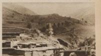 Zigana'nın 1906 yılına ait fotoğrafı