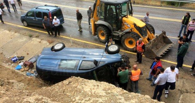 Gümüşhane'de Trafik Kazası: 1 Ölü, 2 Yaralı