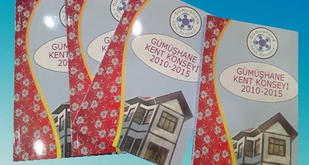 Kent Konseyinin 5 Yıllık Çalışmaları Kitaplaştırıldı