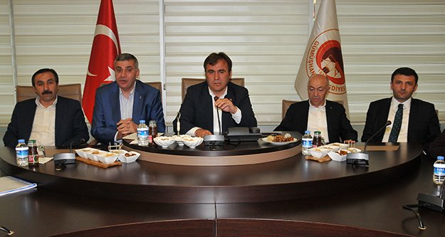 Belediye Meclisinin Ekim ayı toplantıları
