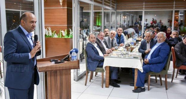 'Gümüşhane 2-0 olursa, AK Parti tek başına iktidar olur'