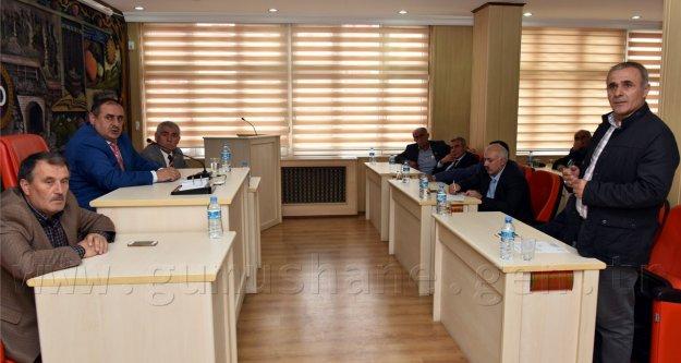 İl Genel Meclisinin Ekim Ayı Toplantıları Sona Erdi