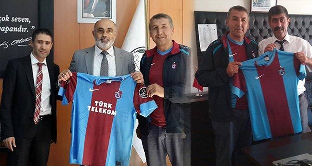 Torul Trabzonspor derneği faaliyetlerine devam ediyor