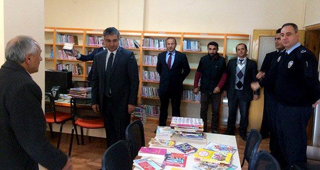 Kelkit Halk Kütüphanesinde Çocuk Bölümü Hizmete Girdi