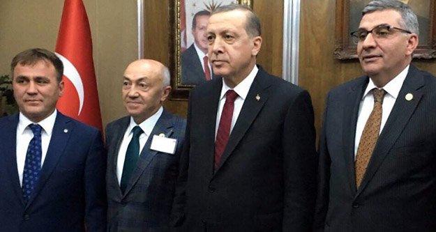 Pektaş Çevre Komisyonu Başkanı seçildi