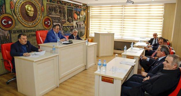 İl Genel Meclisi'nin Şubat Ayı Toplantıları Sona Erdi