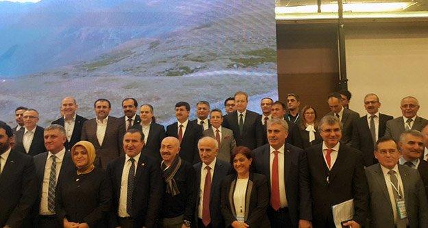 Karadeniz Kültür ve Turizm Bölge Çalıştayı Trabzon'da yapıldı