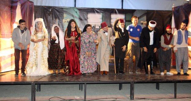 Gümüşhane'de 'Yöremizde Sanat Var' Projesi