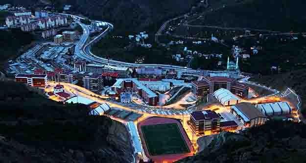 Gümüşhane Üniversitesinden Büyük Başarı