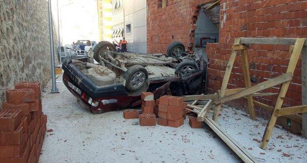 Gümüşhane Üniversitesinde trafik kazası: 1 ölü
