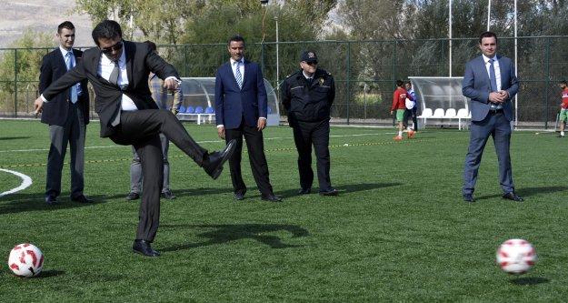 Protokolden penaltı şov