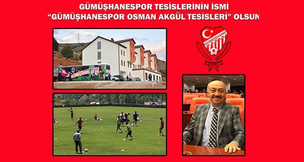 Taraftarlardan Osman Akgül kampanyası