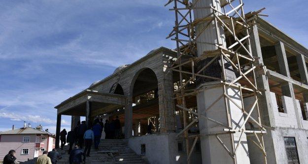 Kelkit Yunus Emre Camii yardım bekliyor
