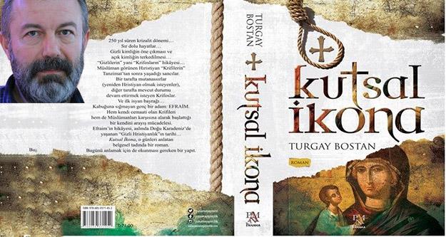 Bostan#039;dan ikinci roman: Kutsal İkona