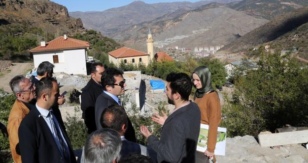 Valilik ve Belediye Süleymaniye Mahallesinde ofis açacak