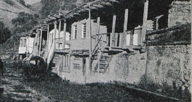 Zigananın 1906 yılına ait fotoğrafı