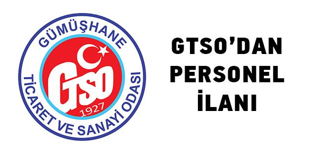 GTSO' uzman personel arıyor