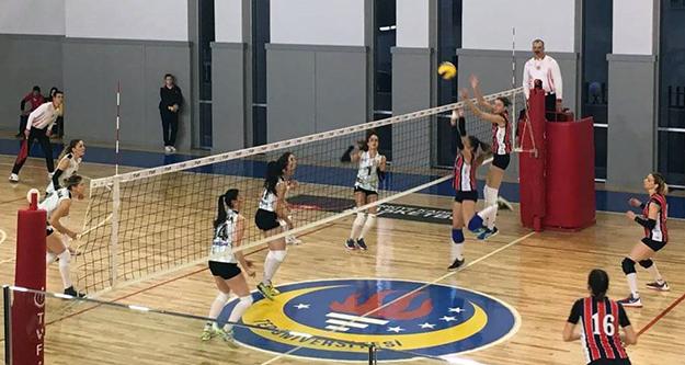 Gümüş Kızlar'dan muhteşem galibiyet: 3-0