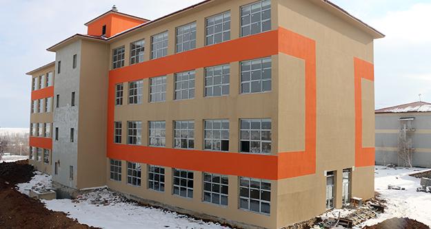 Kelkit Sağlık Hizmetleri Meslek Yüksekokulu binası tamamlandı