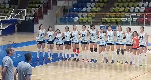 Gümüş Kızlar doludizgin: 3-0