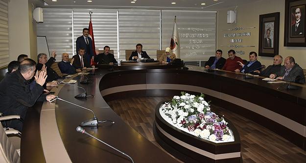 Gümüşhanespor'un tesislerini Belediye devralacak