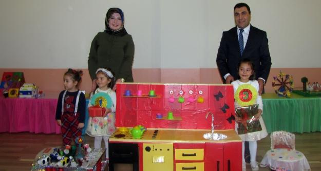 Yıldız Eskicioğlu Anaokulu'nda aile katılım çalışmaları