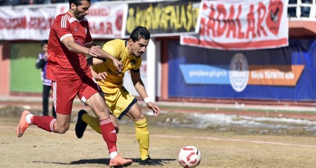Gümüş Ankara'yı aştı: 2-1
