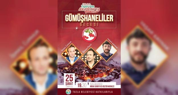 Gümüşhaneliler Tuzla'da buluşuyor