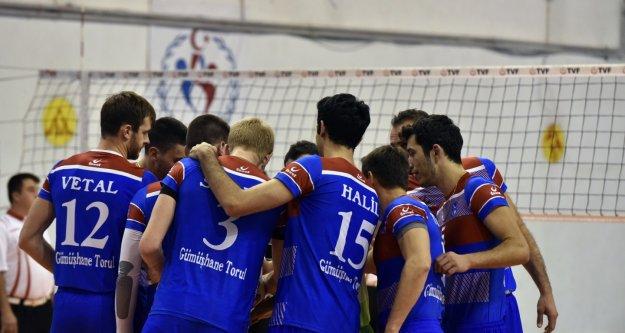 Torul galibiyet serisine devam ediyor: 3-0